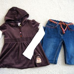 Gymboree Outfit Set 9 10